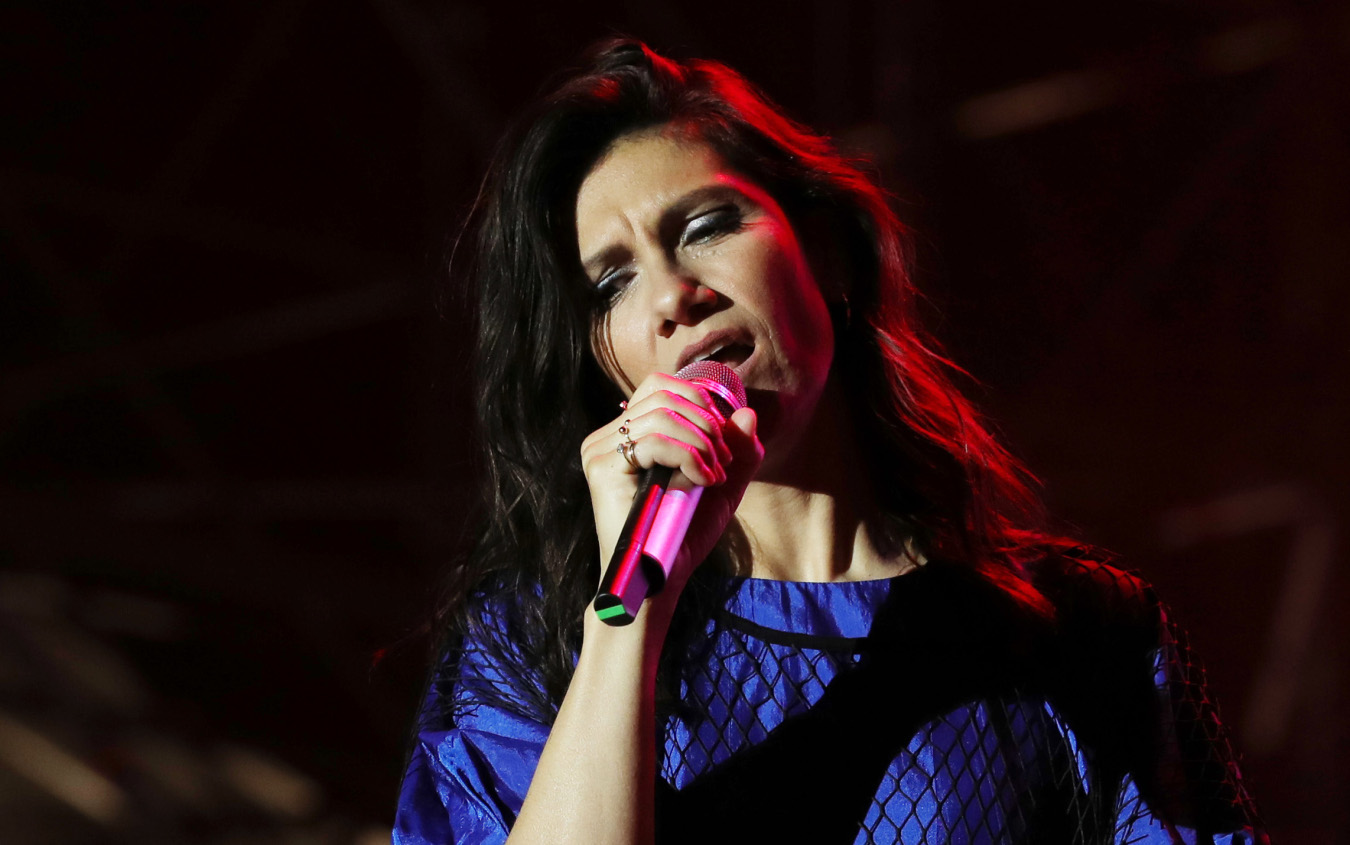 ELISA canta contro il Riscaldamento Globale : obiettivo 1mln di firme entro fine aprile