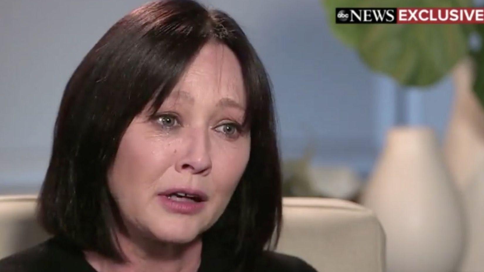 La disperazione di Shannen Doherty : Il cancro è tornato ed è al quarto stadio