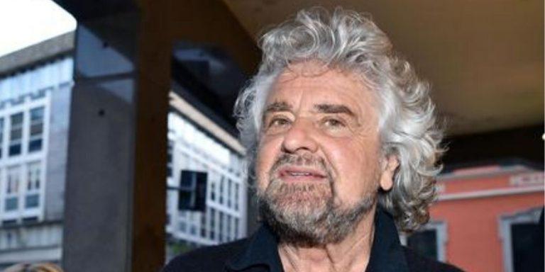 Beppe Grillo commenta le sardine : Sono un movimento salutare