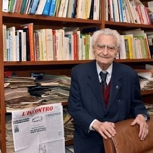 Davide Casaleggio fa causa al giornale fondato dal partigiano Segre