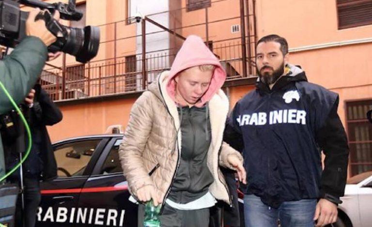 Omicidio Sacchi: Anastasiya intercettata mentre insulta la mamma di Luca