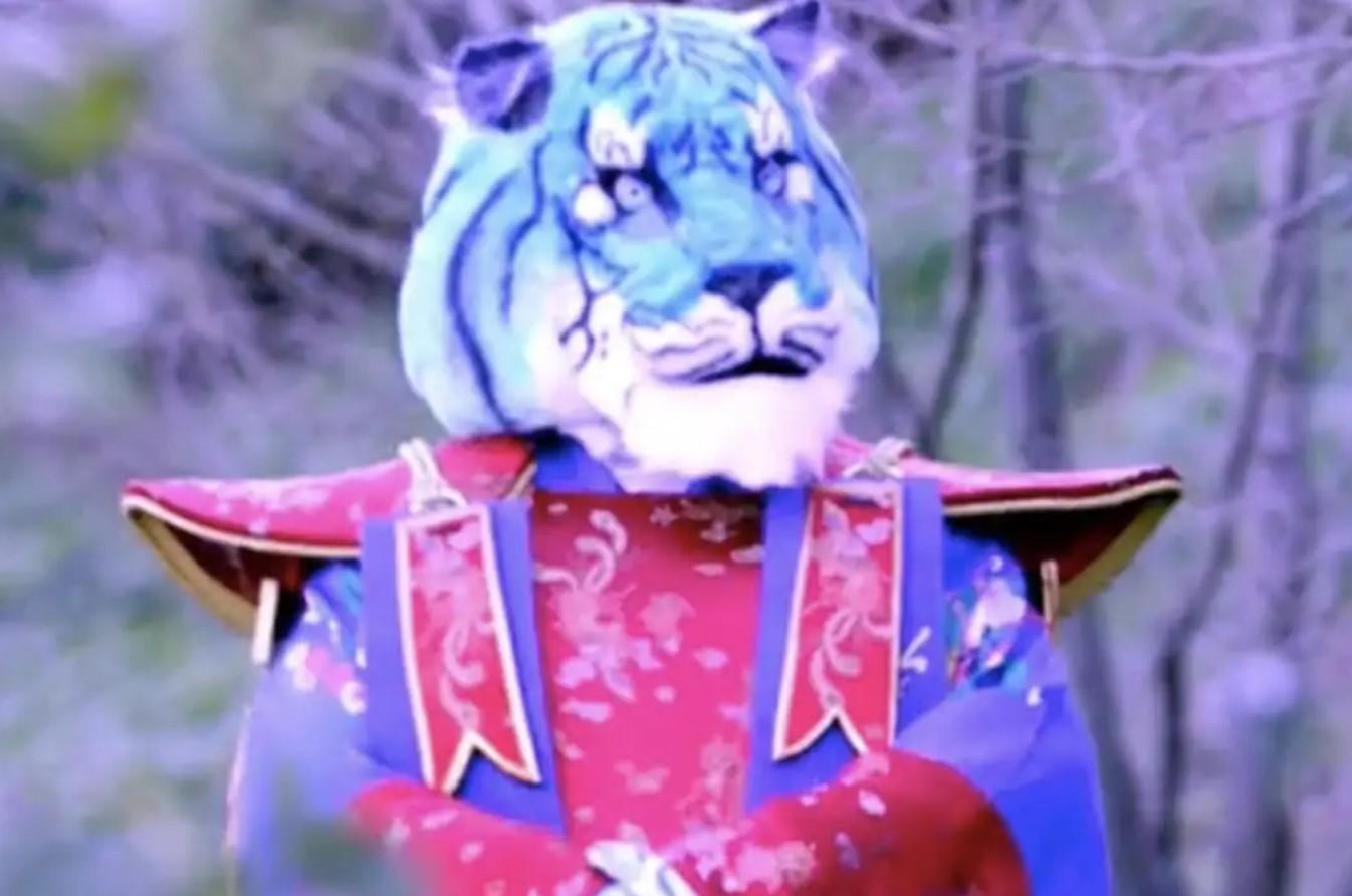 Il Cantante Mascherato 2021: Chi è Tigre Azzurra ?