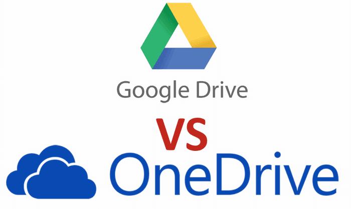 Come migrare Google Drive su Microsoft OneDrive?