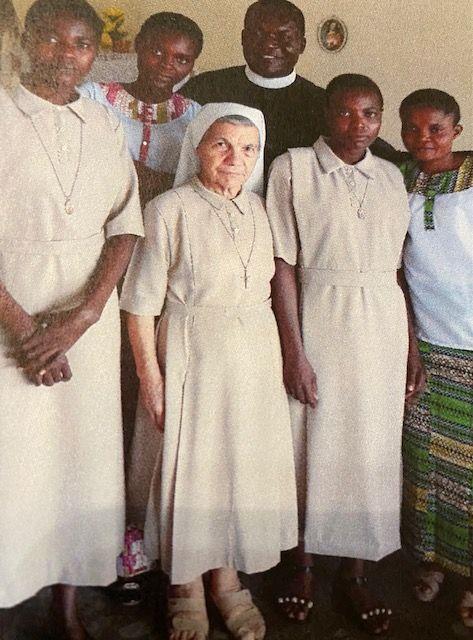 Ultimato in Congo un dispensario per la maternità su iniziativa della Misericordia di Bagnone