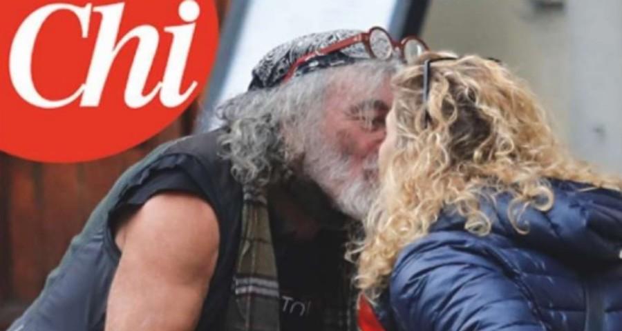 Tradisce la moglie: Mauro Corona beccato con una bella bionda