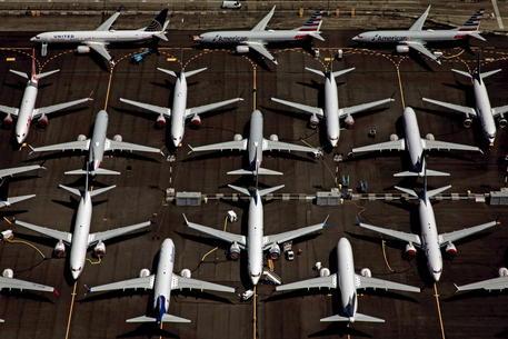 Polemica sulla Boeing : Il 737 Max progettato dai clown
