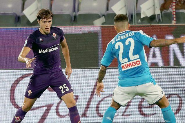 Diretta Napoli-Fiorentina Serie A : formazioni ufficiali e live streaming