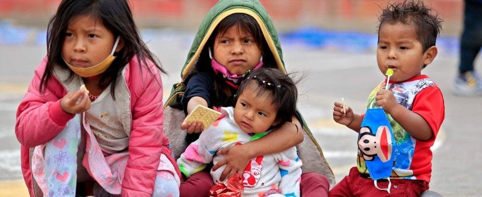 Coronavirus : Almeno 9,7 milioni di bambini rischiano di lasciare per sempre la scuola entro fine anno