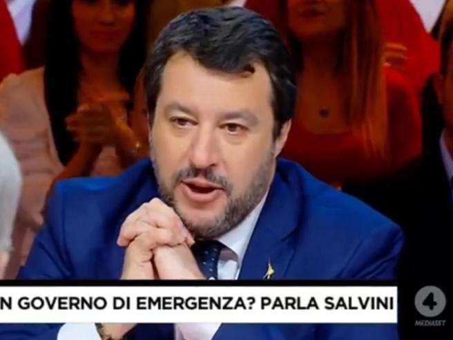 Matteo Salvini : Rischio fino a 15 anni di carcere