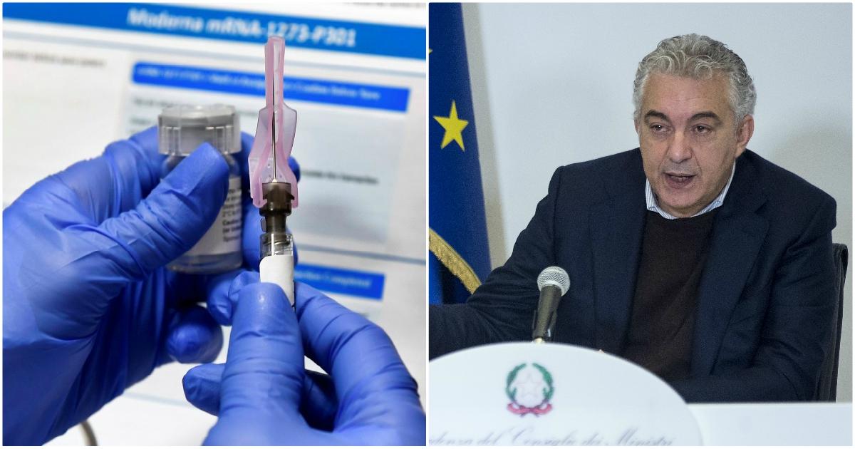 Ex Commissario Arcuri : Indagine su acquisto siringhe