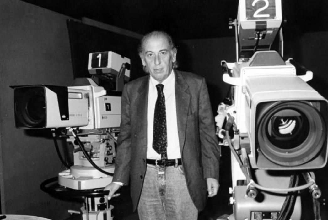 La Rai piange Italo Moretti, il giornalista e inviato ed ex direttore del Tg3