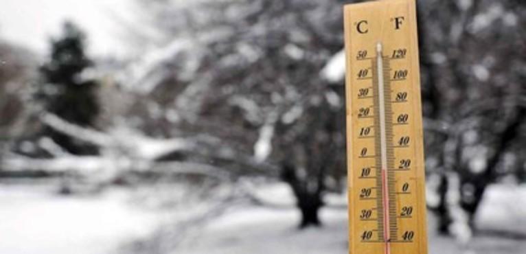 Maltempo, freddo polare fino -28,3 gradi : criticità in Toscana,Campania
