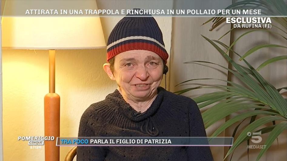 La storia di Patrizia : Barbara D'Urso non regge e scoppia a piangere in diretta